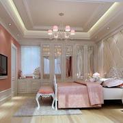 粉色调卧室设计大全