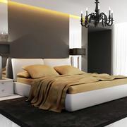 淡色调卧室设计大全