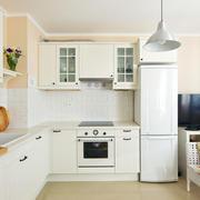 宜家风格厨房效果图片