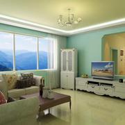 唯美型客厅设计大全