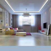 客厅地板砖设计大全