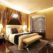 时尚风格卧室效果图片