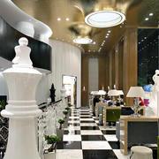 2016欧式创意化婚纱影楼装修设计效果图