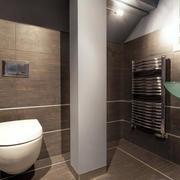 私人别墅卫生间设计装修效果图
