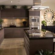 厨房木地板设计图片
