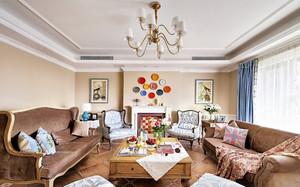 美式客厅装饰设计