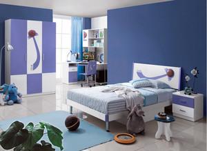 大户型别墅现代儿童房间装修效果图