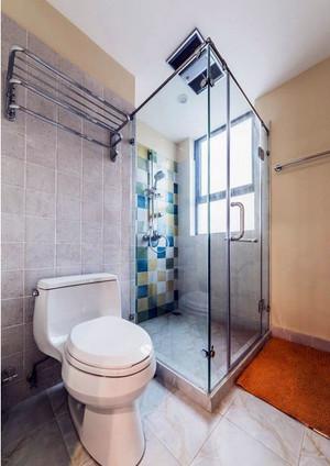 90平米大户型欧式卫生间隔断装修效果图鉴赏