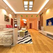 唯美的现代室内设计