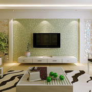 电视墙简约风格印花设计