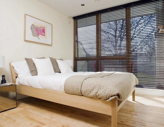 卧室朴素窗帘户型其他装修