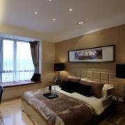 90平米大户型精致的欧式室内卧室装修效果图大全