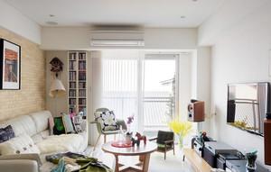 现代小客厅装饰图