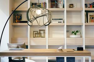 精致的书房整体设计