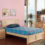 美式简约风格儿童床效果图
