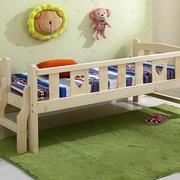 美式简约风格原木儿童床装饰