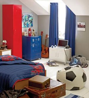 100平米大户型地中海风格儿童房装修效果图