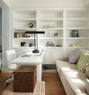 欧式乡村风格复式房屋设计图大全