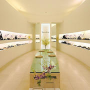 时尚风格鞋店设计大全