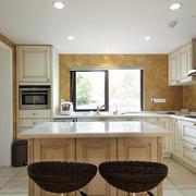 房屋厨房橱柜展示