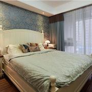房屋卧室液体壁纸欣赏