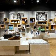 鞋店货架设计大全