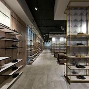 简约风格鞋店设计大全