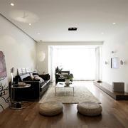 现代客厅装饰画欣赏