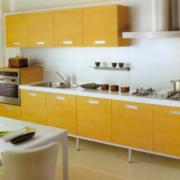 90平米欧式大户型家庭厨房装修效果图欣赏