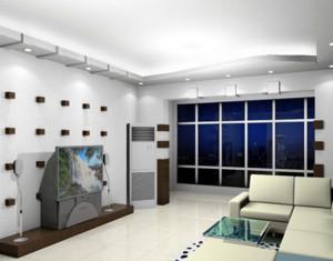 唯美的大户型欧式家装吊顶设计装修效果图