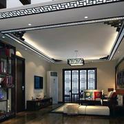 精致的现代客厅图