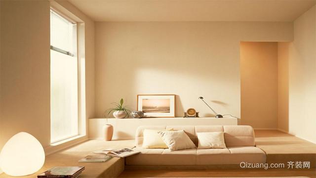 70平米欧式唯美的小户型家装客厅装修效果图