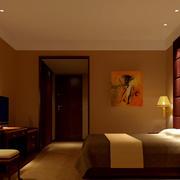 宾馆背景墙装修图片