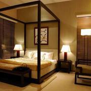 中式风格卧室装饰