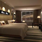 现代简约风格商务酒店设计