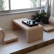 阳台榻榻米桌椅装饰