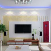 现代客厅设计模板欣赏