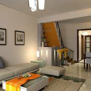 农村住房简约沙发装饰