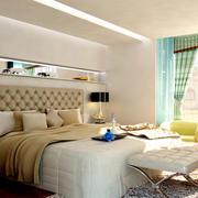 现代卧室整体设计图
