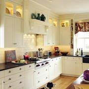 L型厨房橱柜装饰