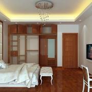 传统型房间装修图片