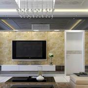 宜家风格客厅吊顶图片