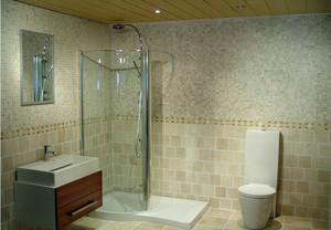 现代6平米卫生间马赛克瓷砖贴图欣赏