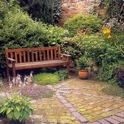 富有特色的乡村庭院设计效果图