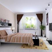 清新风格卧室设计图片