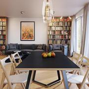 现代简约风格家庭餐厅装饰