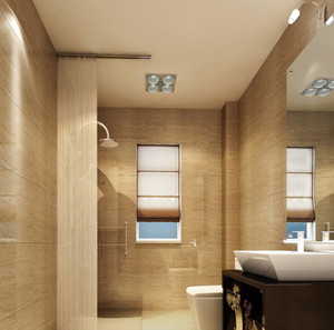 2016后现代风格家庭卫生间装修图片