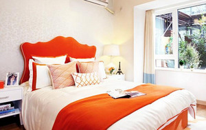 小户型欧式简约风格卧室装饰