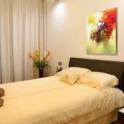 农村房屋卧室装饰效果图