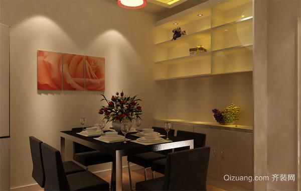 100平米独具特色家居室内装修设计效果图